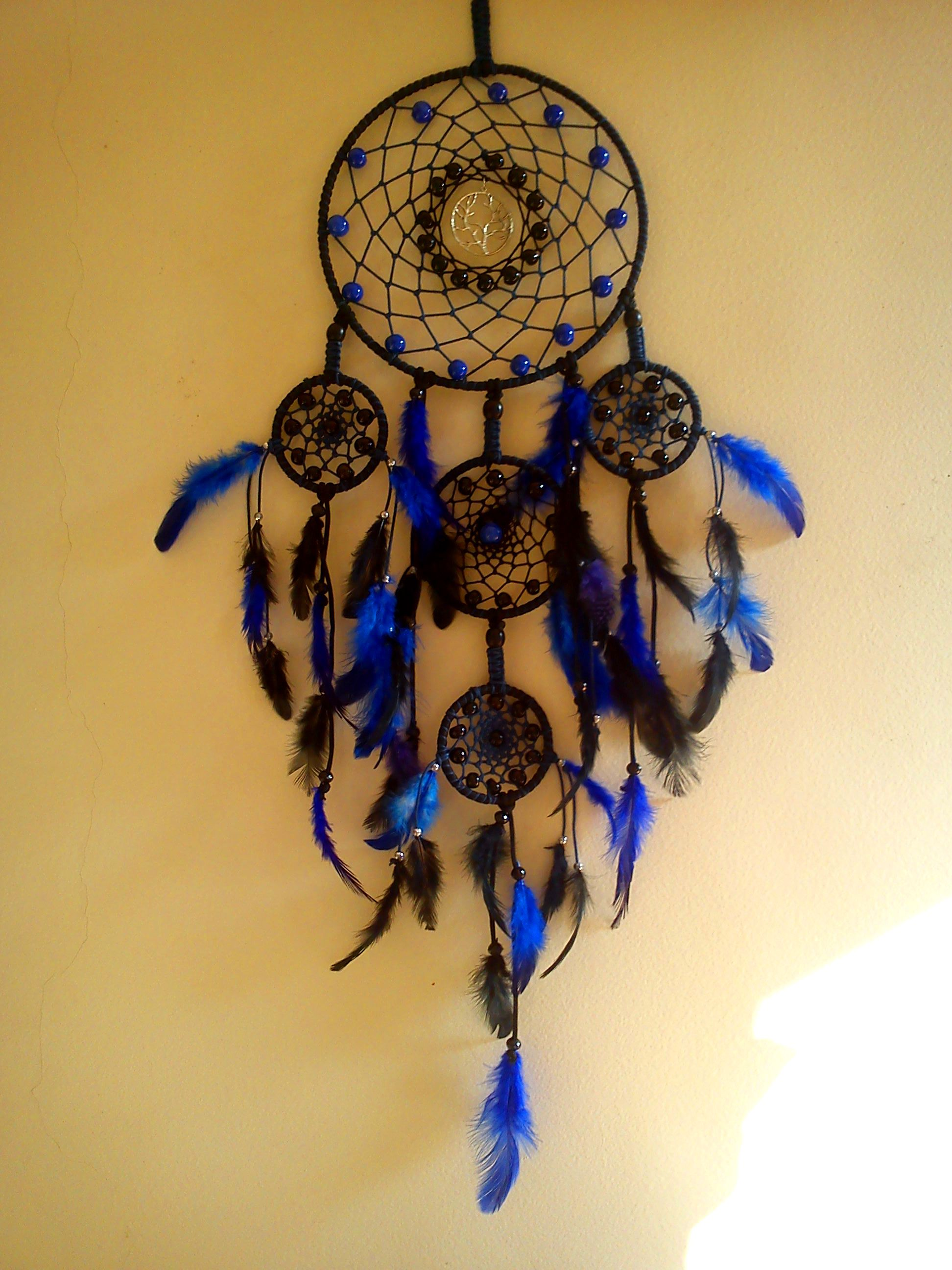 beautiful dream catchers by 39 dark reflections 39 take you