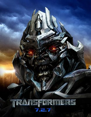 Transformers  Megatron | Oh Love | Transformers movie