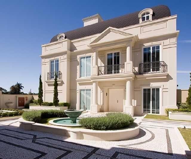 neoclassica arquitetura architecture em 2019 casas