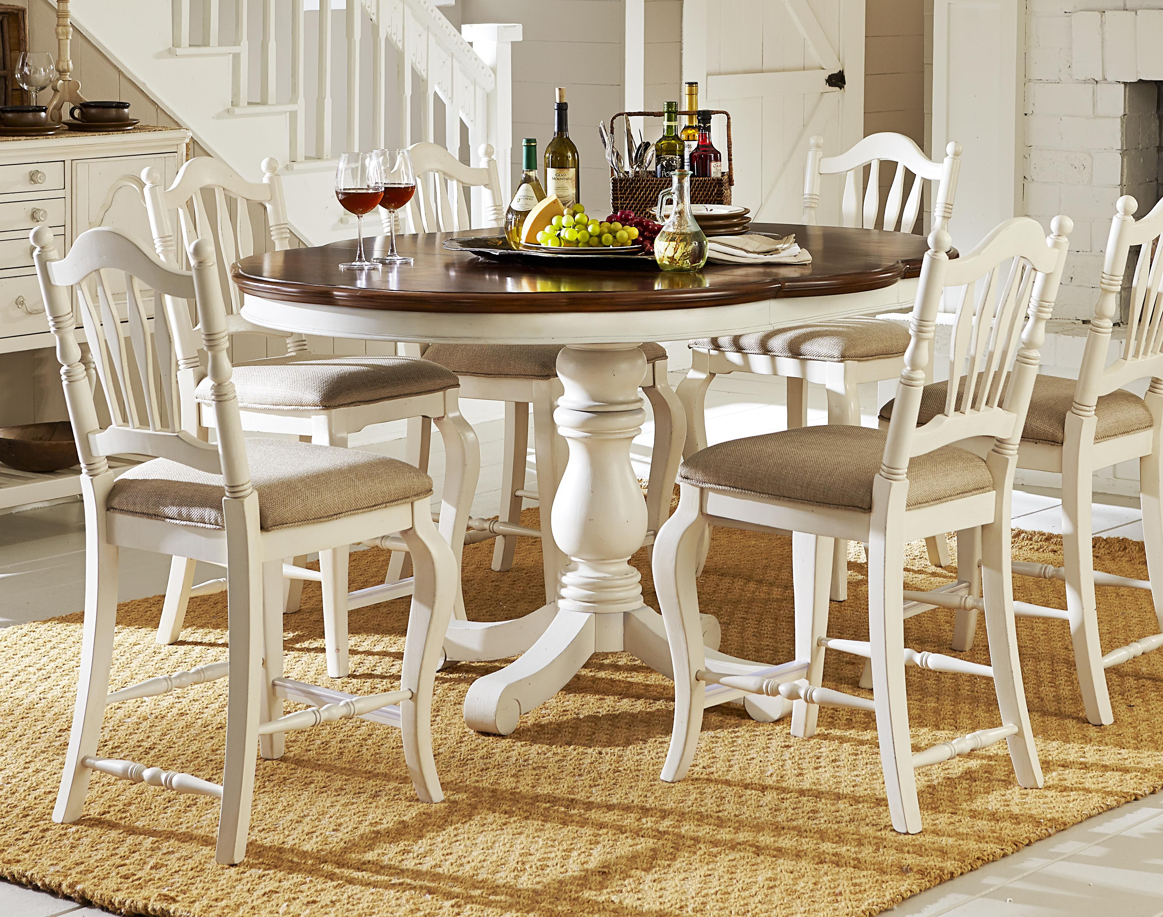 Haven 7 Piece Dining Set By Legacy Classic