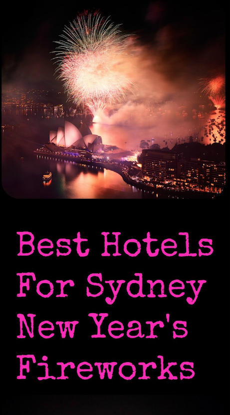 Best Hotels For Sydney New Year S Eve Fireworks Best Hotels Sydney New Years Eve Oceania Travel