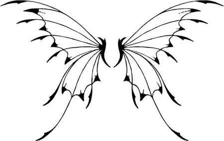 pinkristi marie on to art  fairy wing tattoos wings