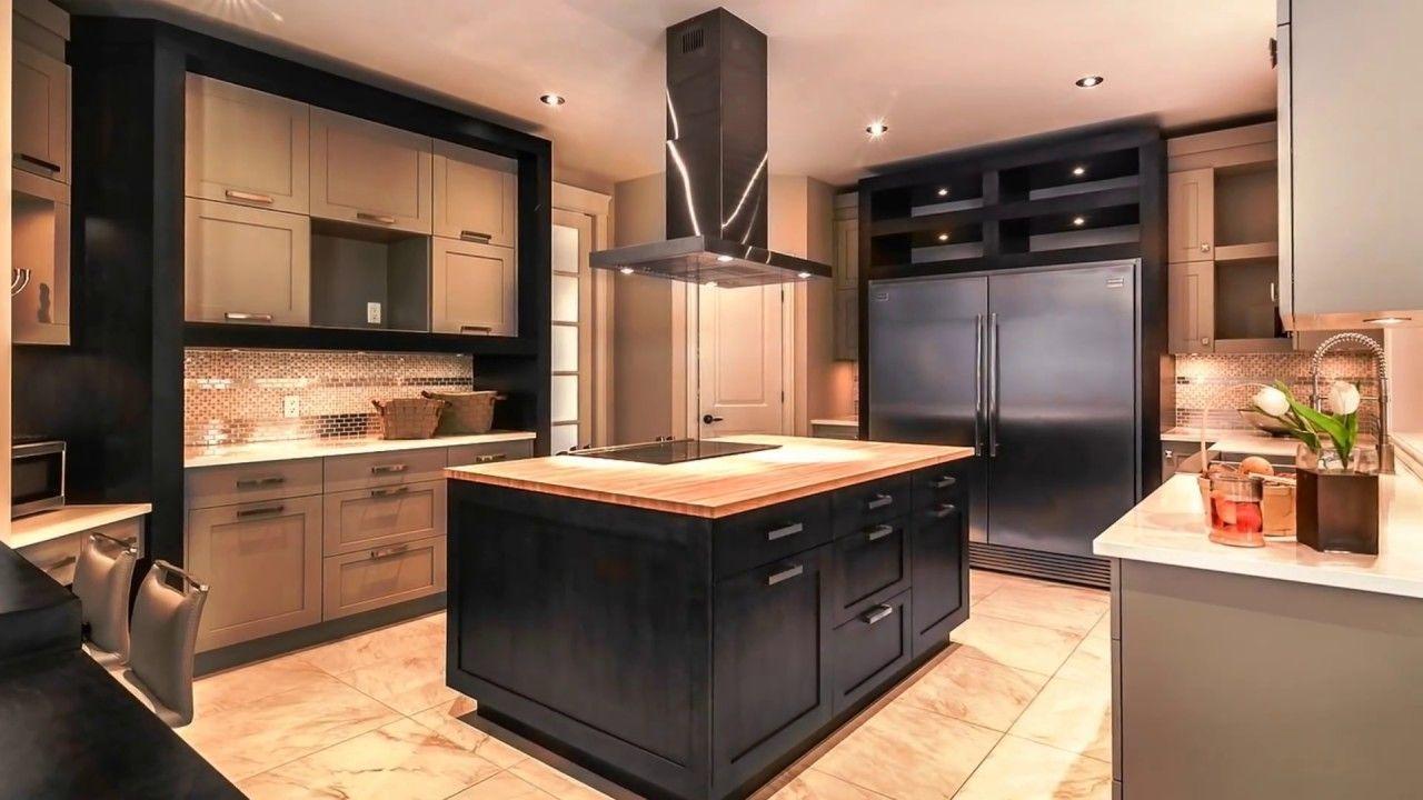10 Best 10 Modern Kitchen Design Ideas Youtube ...