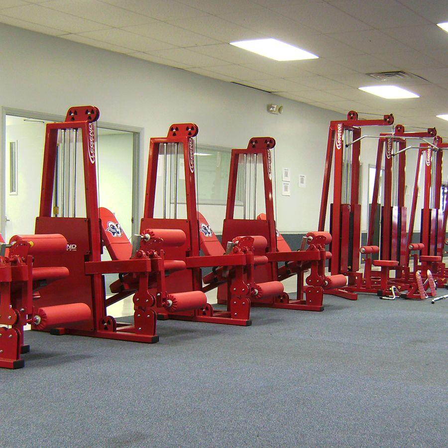 Commercialgrade strength equipment commercial gym