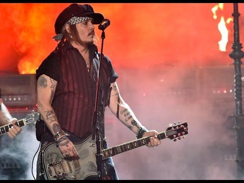 Johnny Depp and the Grammys Sacrifice Ritual of Lemmy from