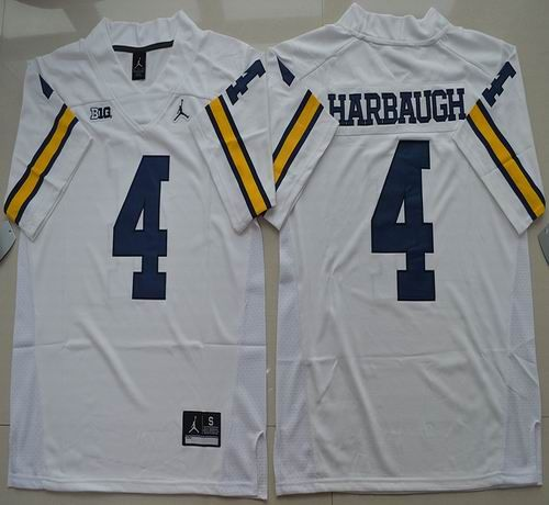 e2e22228962 Nike NFL jim harbaugh player jersey for sale