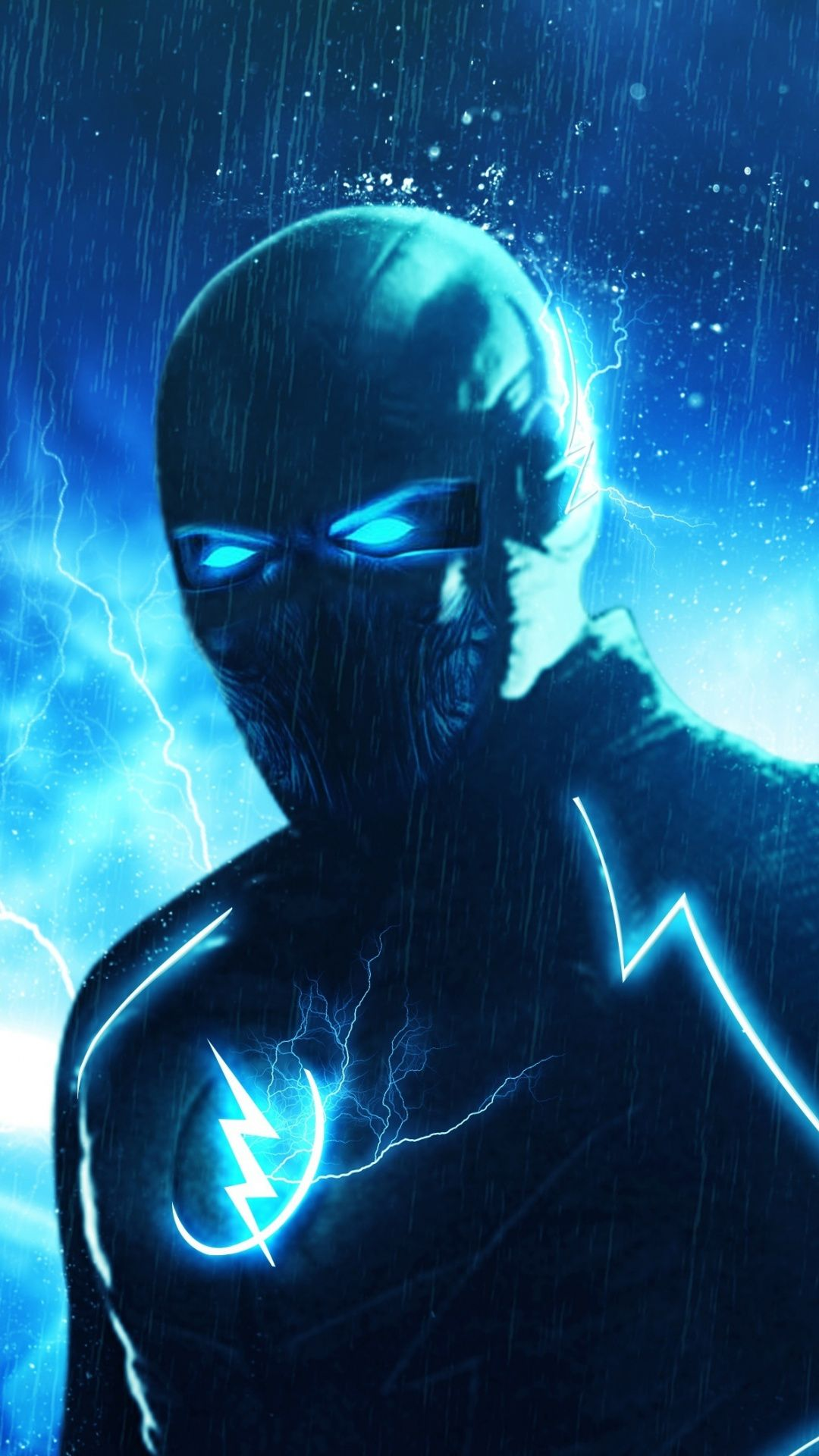 """Real quick edit of the demonic clawed speedster, Zoom. He"