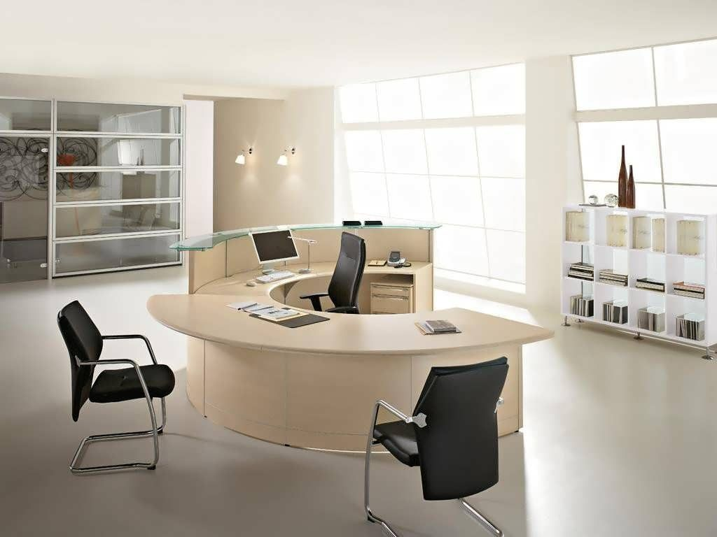 77+ Half Round Office Table   Modern Home Office Furniture Check More At  Http: