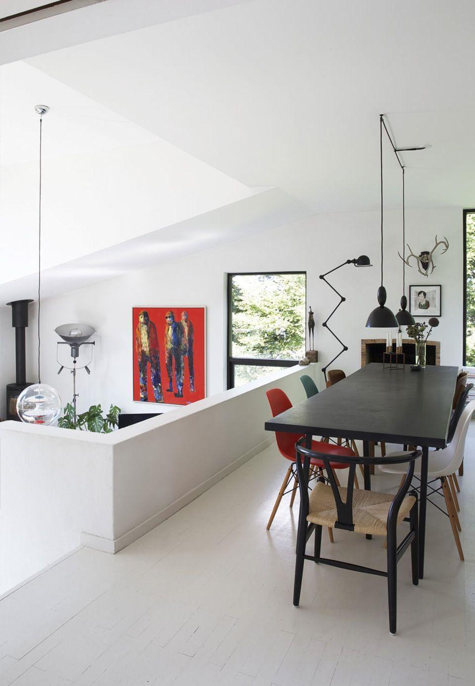 Grafikerens familieoase | Boligmagasinet.dk | Interior \u0026 Design ...