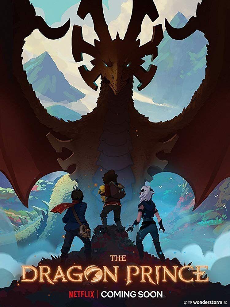 The Dragon Prince (TV Series 2018– ) - IMDb | The Dragon Prince