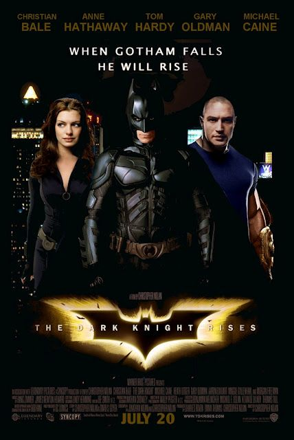 Will There Be A Sequel To The Dark Knight Rises