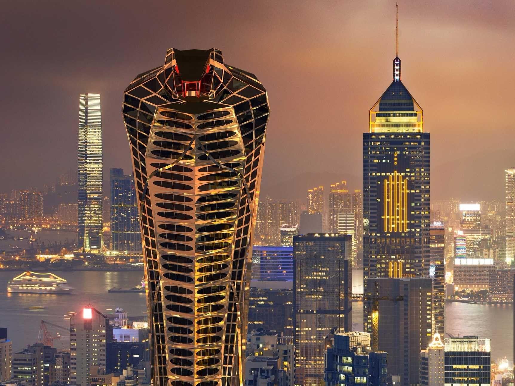 башня кобра кувейт - 3