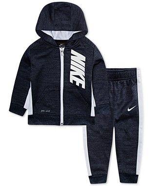 80cb3f576 Nike Baby Boy Clothes - Macy's   BBY BOYZ . .   Baby boy clothes ...