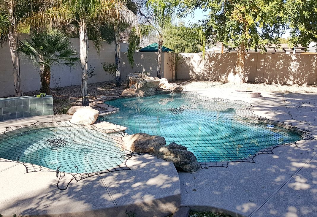 Natural Pool Cover Inground Pool Safety Net Pool Safety Net Pool Safety Pool