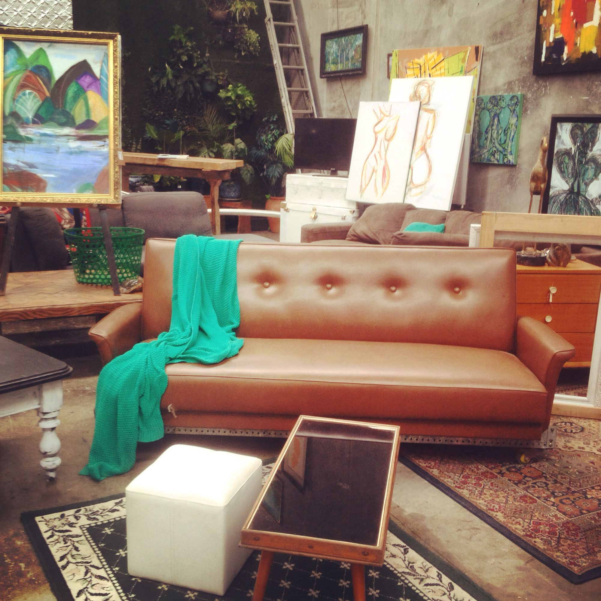 Pleasing Vintage Retro Couch Factory Full Of Eco Friendly Recycled Home Interior And Landscaping Eliaenasavecom
