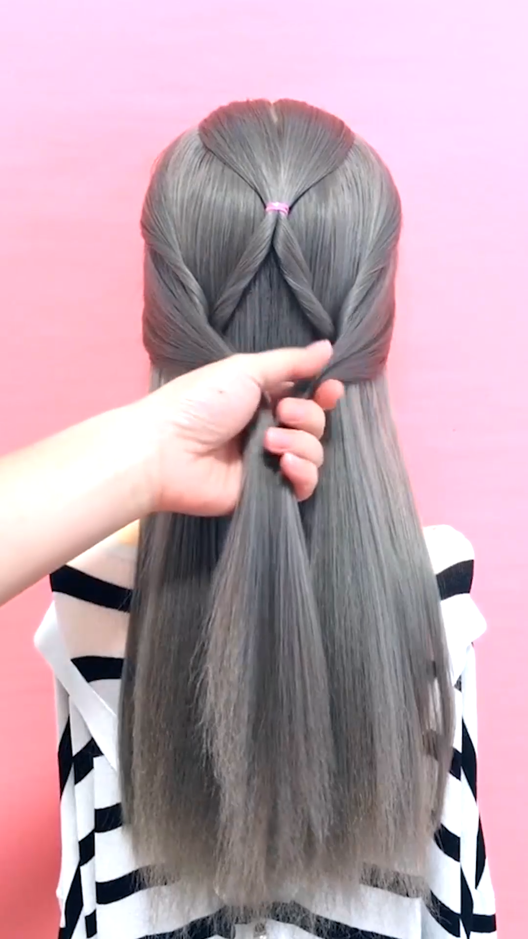 Hairstyle Videos For Long Hair Wedding Hairstyle Videos For Long Hair In 2020 Hair Videos Wedding Hairstyles Videos Easy Hairstyle Video