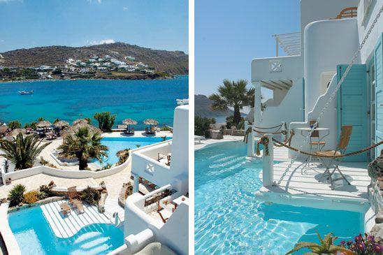 Kivotos Mykonos The 5 Star Hotel I Wanna Go Back And Stay Here