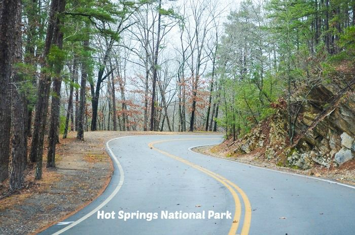What one contributor says about her visit to Hot Springs Arkansas, National Park and what to do there - have you been?