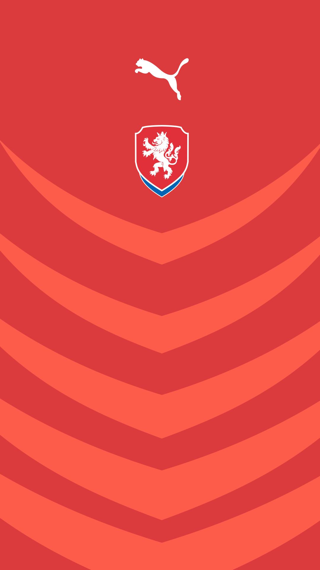 Czech Replubic Home Shirt for EURO 2016 Wallpaper for