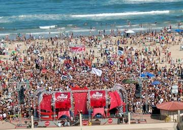 South Padre Island Tx Coca Cola Beach