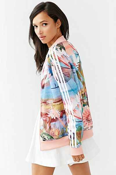 adidas Originals Curso Track Jacket - Urban Outfitters