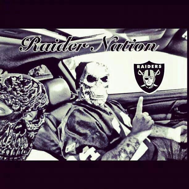 No. Cal. Raider Nation