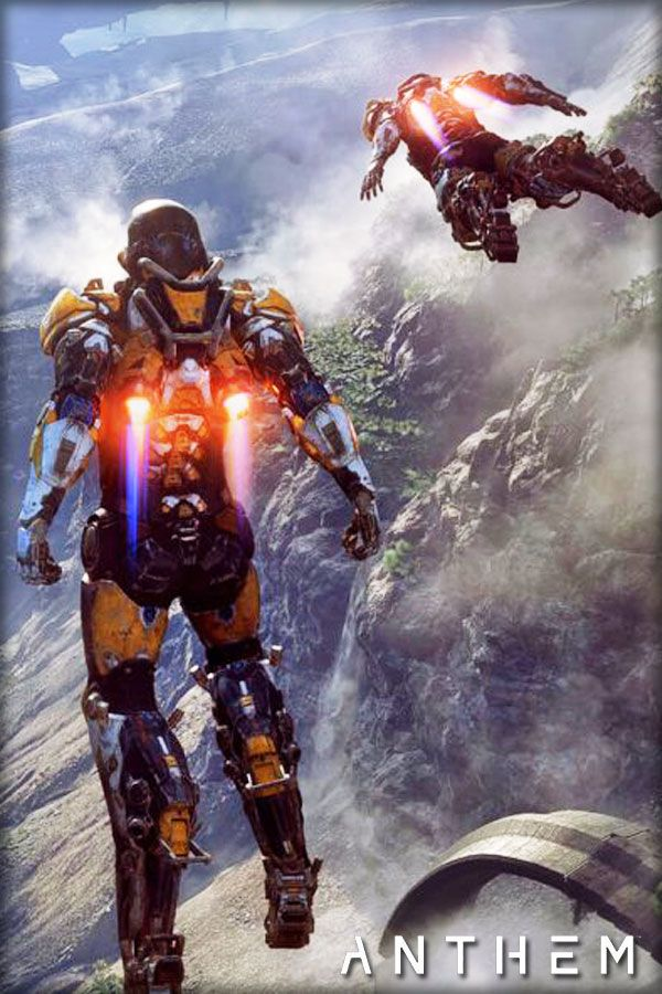 Anthem Can We Utilize First Person Camera For Exploration Or Combat Bioware Responds Videogames Gaming Video Games