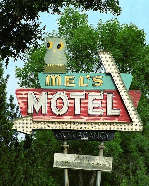 Mel's Motel.......Williston, North Dakota