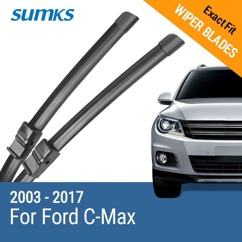 Sumks Wiper Blades For Ford C Max 26 1930 26 Fit Side Pin Pinch Type Arms 2003 2017 Https Ift Tt 2cznlo8 Wiper Blades Bmw 5 Series Volkswagen Up