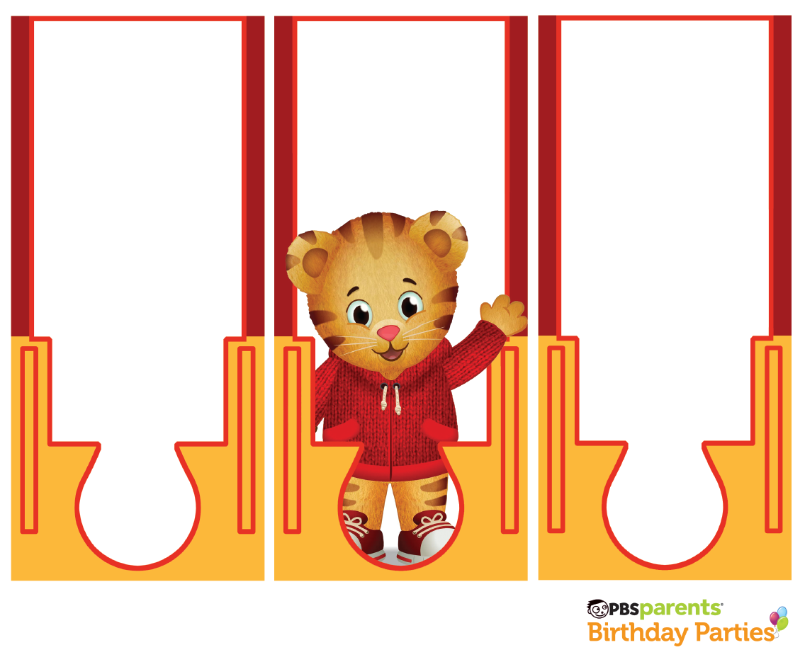 2 Of 3 Trolley Box Http Www Pbs Org Parents Birthday Parties Daniel Tiger Birthday Par Daniel Tiger Birthday Daniel Tiger Birthday Party Tiger Birthday