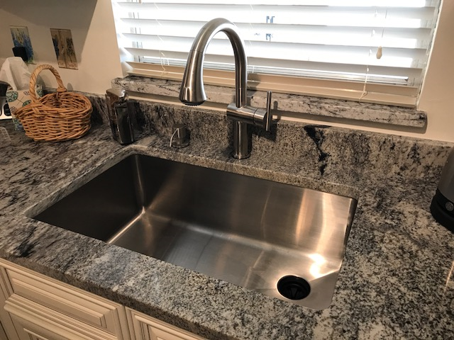 Client Reviews Undermount Kitchen Sinks Kitchen Sink Remodel
