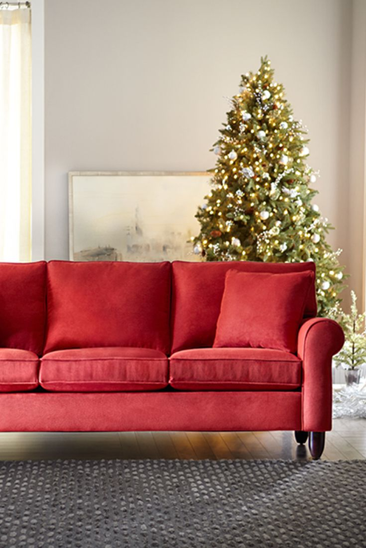 Our Amalfi Sofa Has Rolled Arms And A Classic Lawson Silhouette That Adds  Style To Any