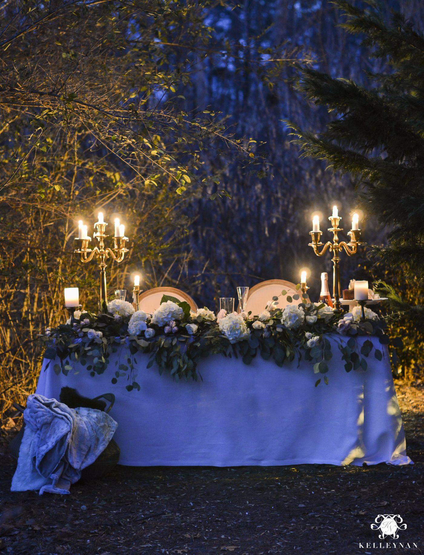 Hamilton - Dwellus  |Outdoor Wedding Reception Head Table