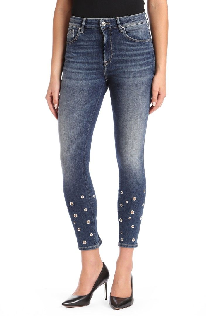 Skinny Super And Mavi Tess Jeans Jeans 6ExT4wq8