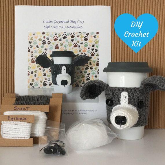 Amigurumi Beginner Kit : Crochet Kits - Crochet Pattern Gift - Amigurumi Kit ...