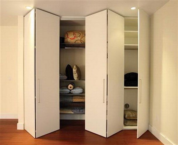 Lovely Bifold Closet Doors | Ultimate Guide To Custom Size Bifold Closet Doors.  Choose What Best