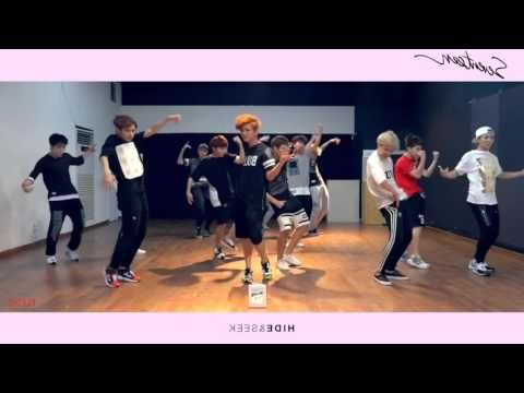 "[Dance Practice Mirrored] SEVENTEEN (세븐틴) ""Mansae (만세)"" [안무 연습 영상 Hide Ver.] - YouTube"