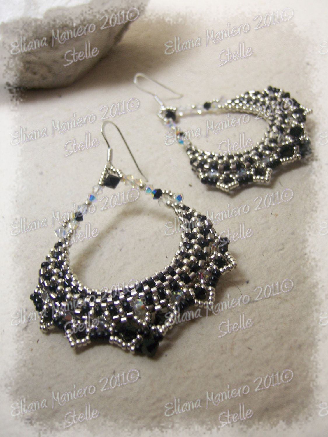 Bead pattern earrigs bholliwood only for personal use uac via