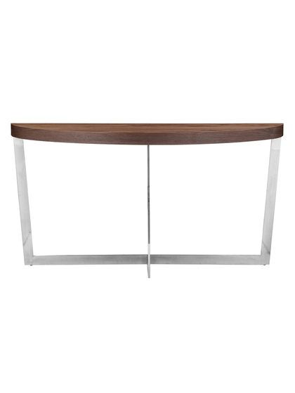 Oyster Console Table By Pangea Home At Gilt