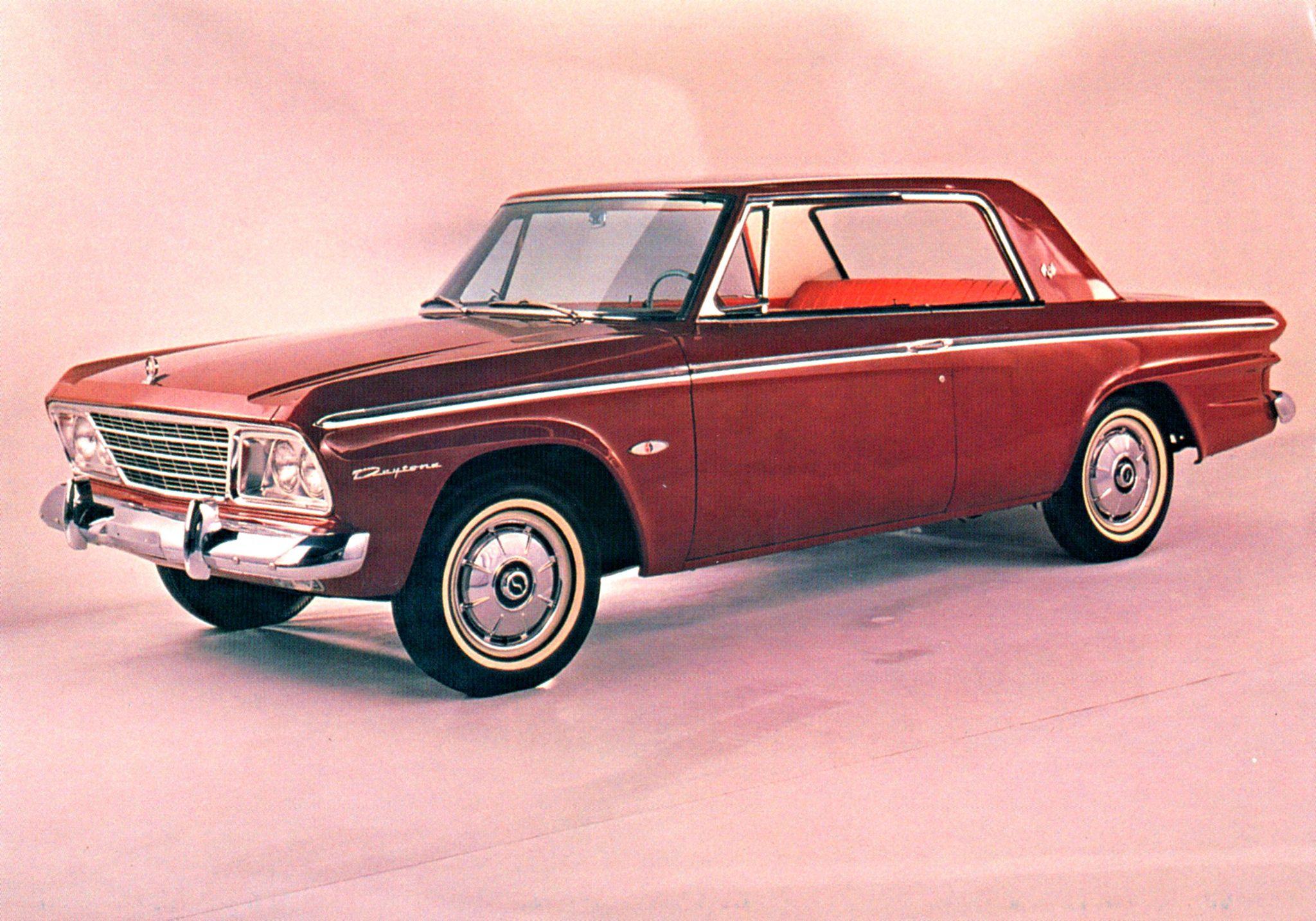 1964 Studebaker Daytona Hardtop Automobile companies