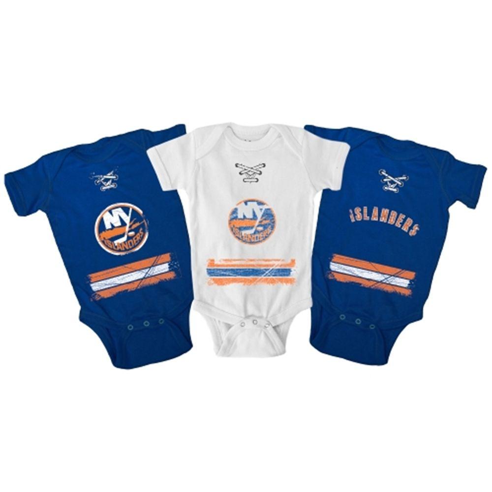 super popular 1218b 1cf74 Infant New York Islanders Old Time Hockey Royal Blue/White 3 ...