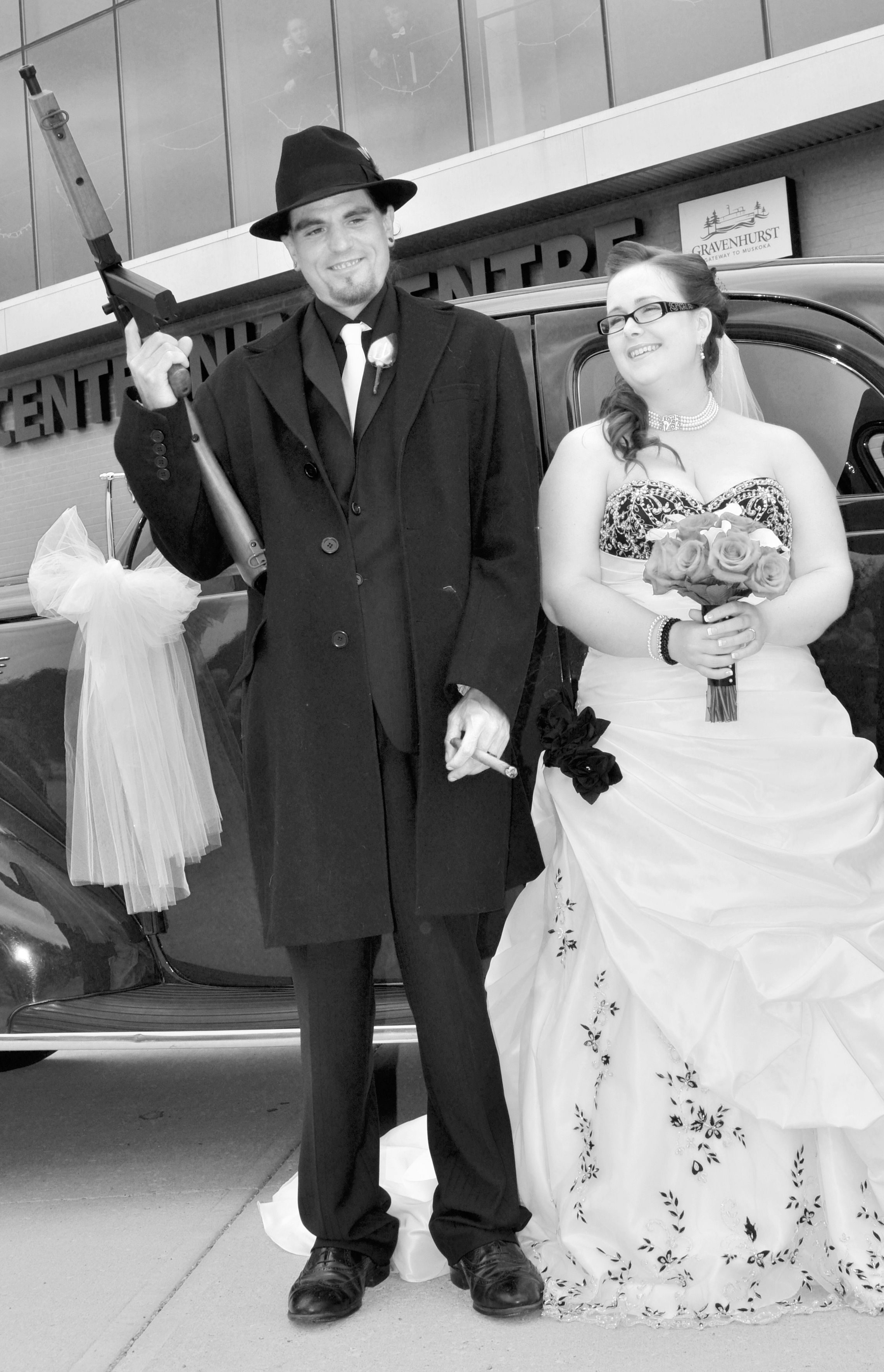 my 1920s gangster wedding my real wedding pinterest