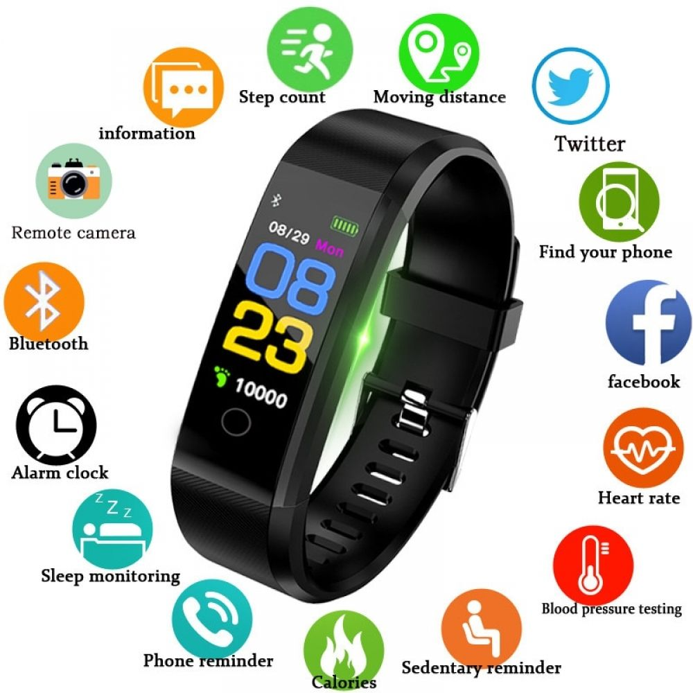 Health Steward Smartwatch 😍😍😍😍😍😍😍😍😍😍 ₦11873 FREE