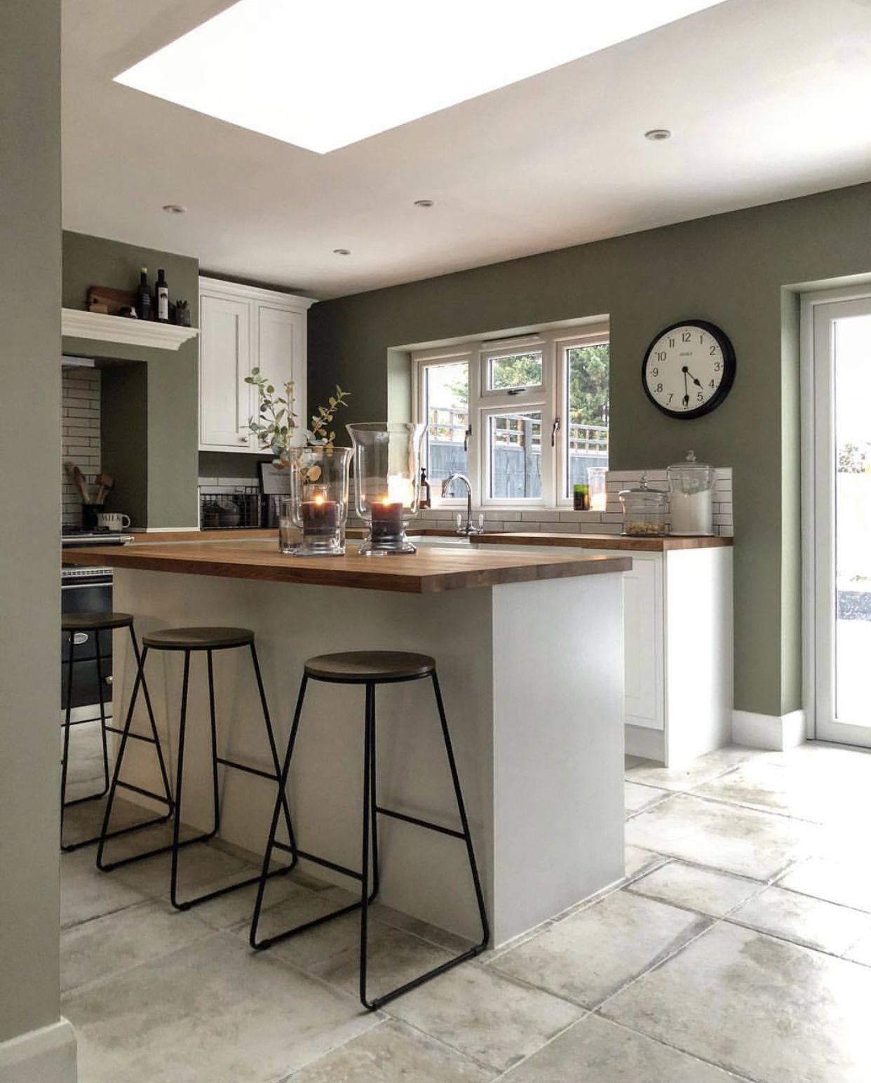 Best Kitchen In Farrow And Ball Treron Our1930Sfixerupper 640 x 480