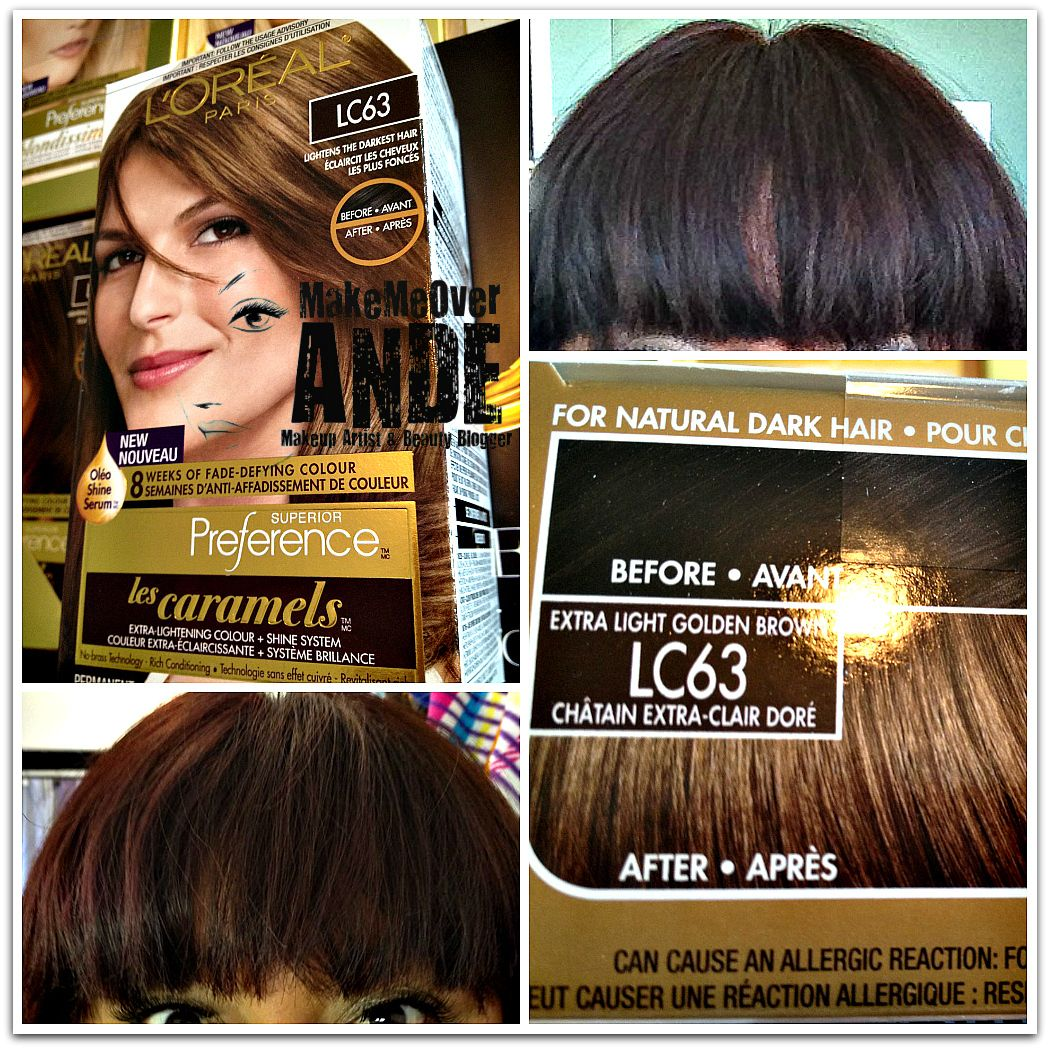 Dark Caramel Brown Hair Color Loreal Best Natural Hair Color For