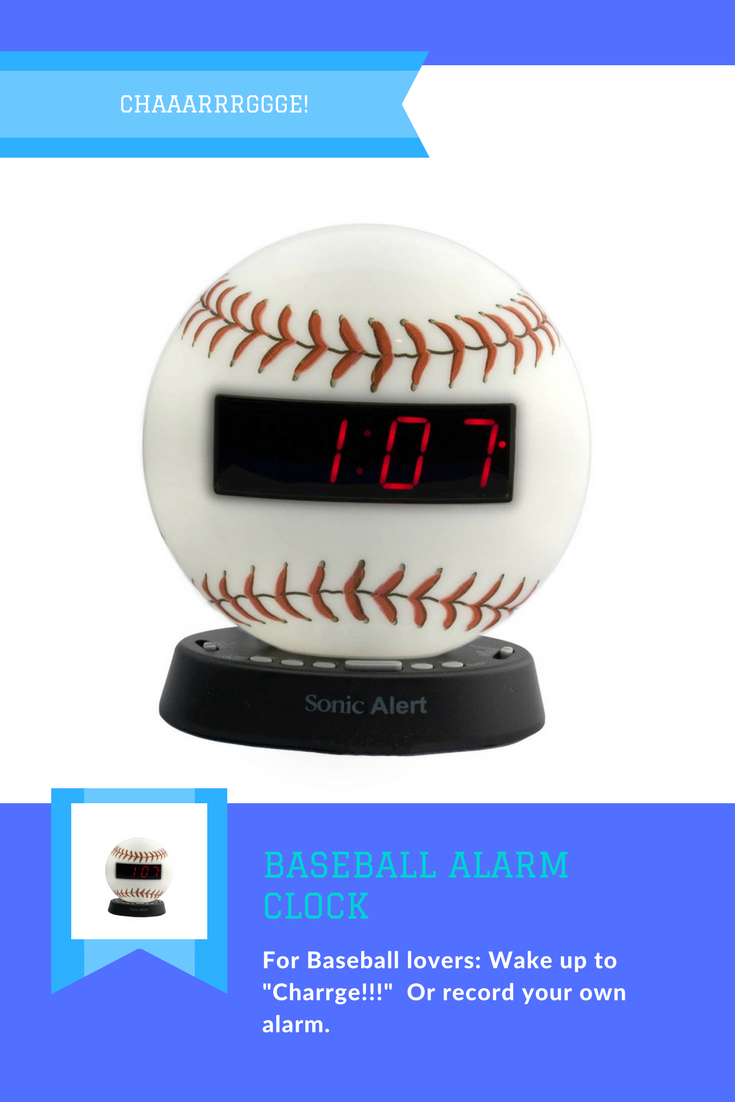 Love This Light Up Baseball Clock Looks Great In Kids Room