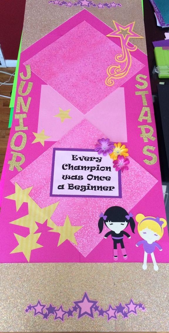 Bulletin Board for junior stars