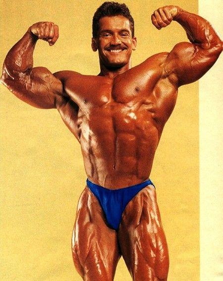 Lee Labrada Bodybuilding Bodybuilding Training Program