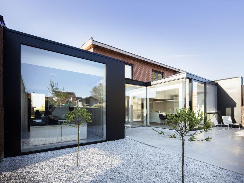 Design huizen bekijk kaart van bpure design in huizen with design