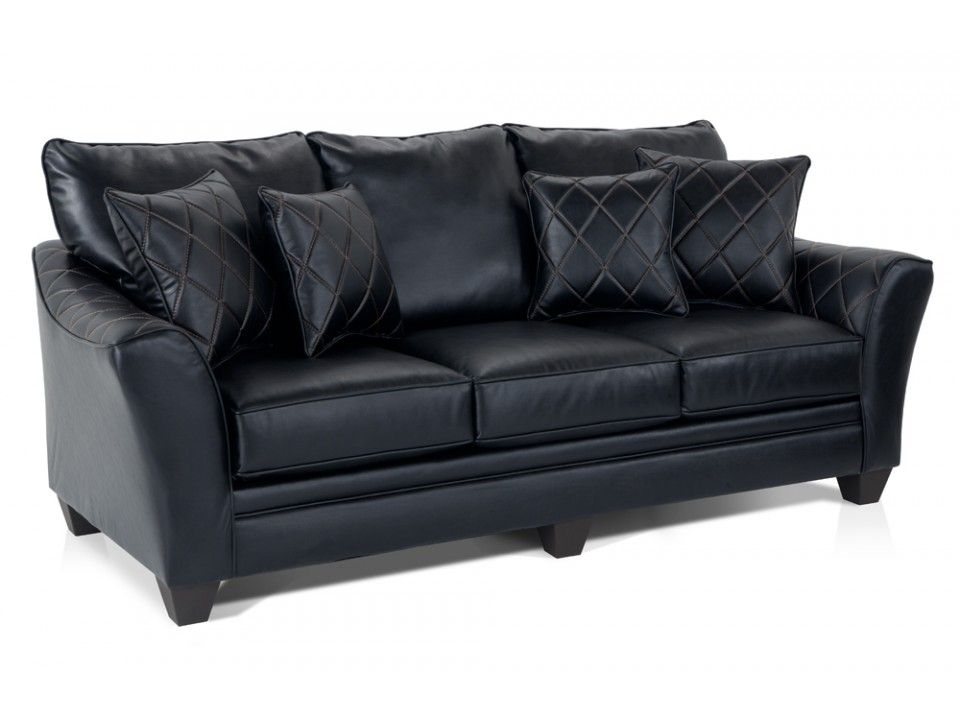 Raven Sofa, Chair U0026 1/2 And Storage Ottoman | Living Room Sets |